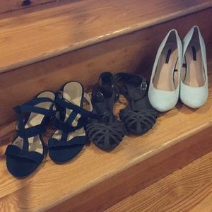 Summer shoe bundle